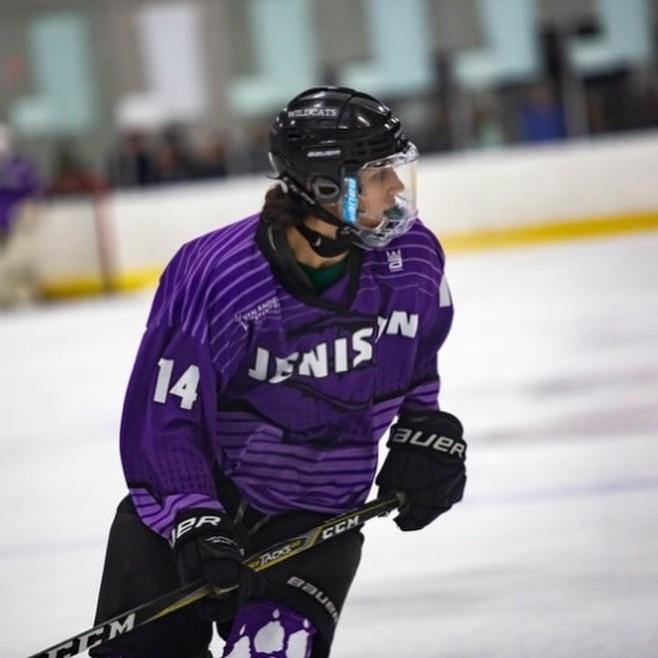 Jenison High School Custom Socks and Hockey Jerseys