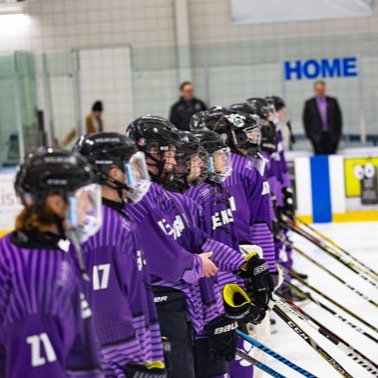 Jenison High School Custom Hockey Jerseys 4