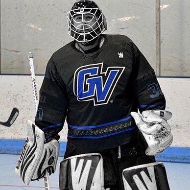 Grand Valley State Roller Hockey Custom Jerseys