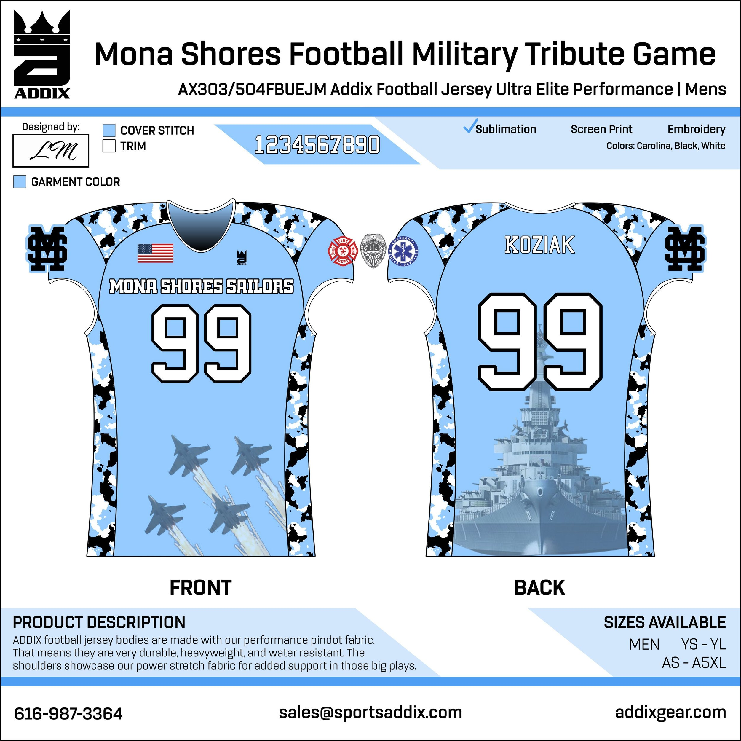 Mona Shores Football Military Tribute Game_2018_5-7_LM_UEP Jersey_.jpg