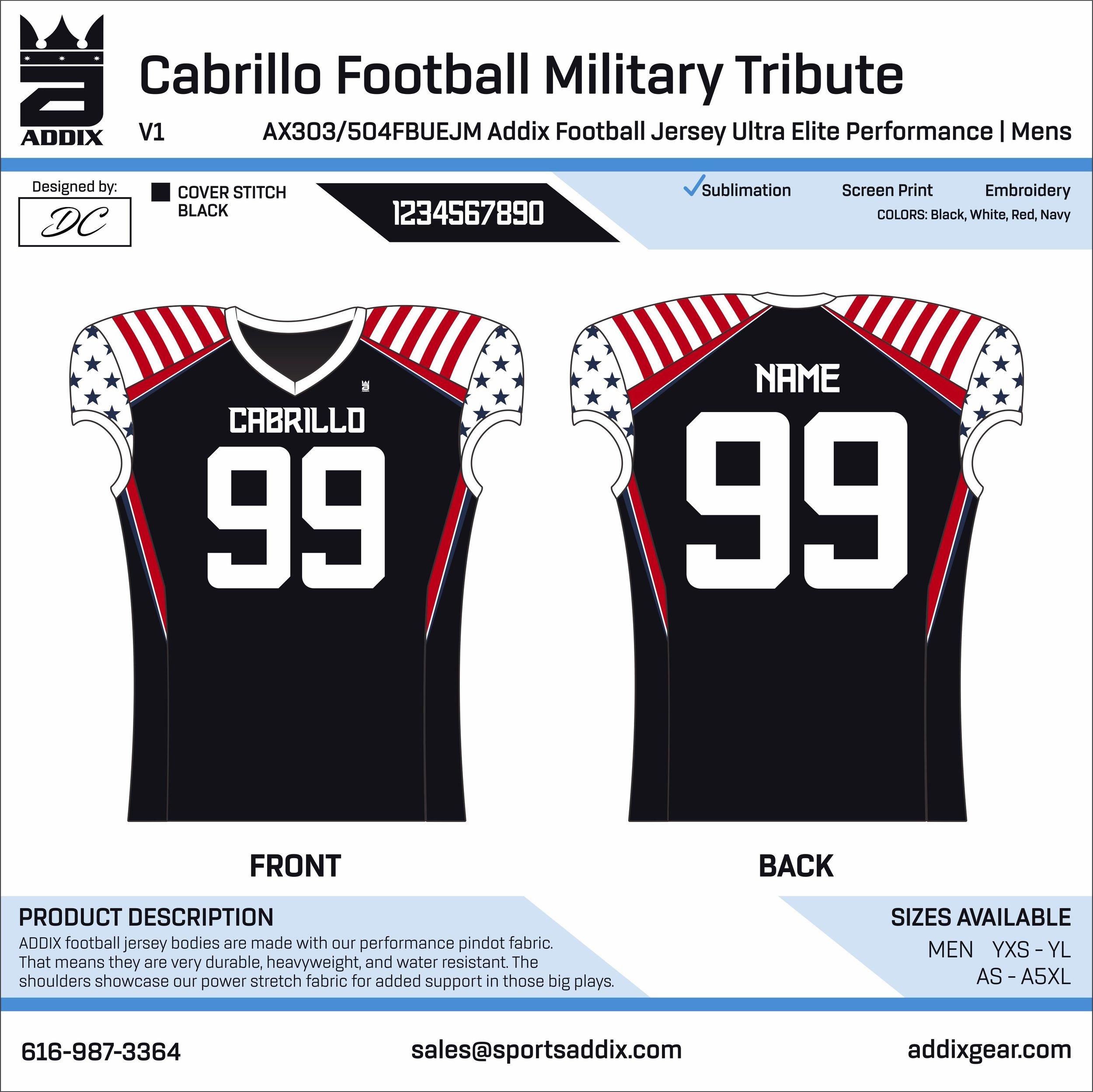 Cabrillo Football Military Tribute_2019_8-14_DC_UEP Jersey.jpg