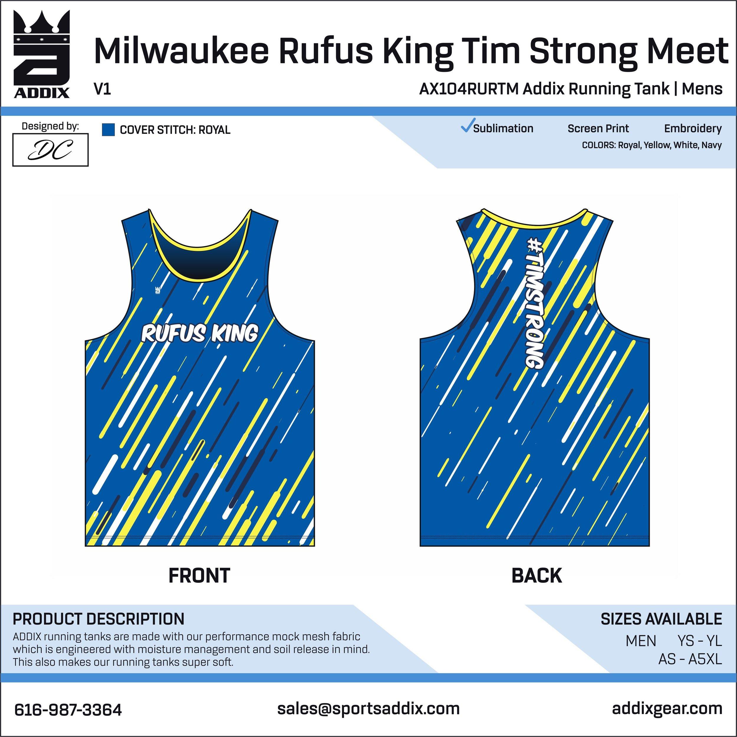 Milwaukee Rufus King Tim Strong Meet_2019_8-15_DC_Running Tank.jpg