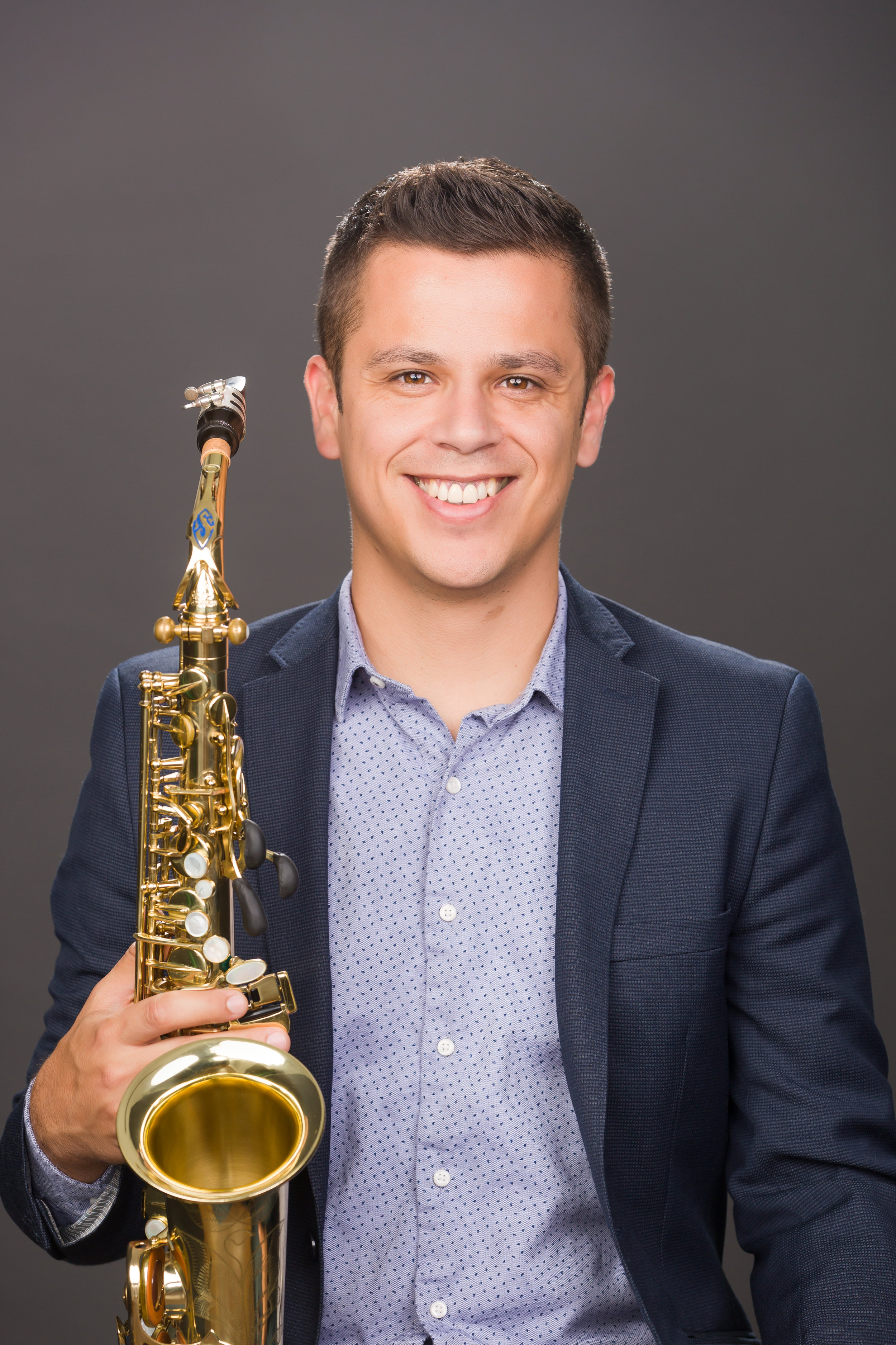 Dr. Rami El-Farrah Concert Saxophonist, Educator & Arranger - Dr. Rami El-Farrah is a concert saxophonist best known for his work as a soloist and member of the Zenith Quintet, Bel Cuore Quartet and the Austin Saxophone Ensemble. As an award-winning soloist and chamber musician, Dr. El-Farrah has performed across the United States and throughout Europe. Dr. El-Farrah has been featured on several musical albums, as well as new albums with Bel Cuore Quartet and Austin Saxophone Ensemble. In addition to concertizing Dr. El-Farrah teaches saxophone at The University of Texas at San Antonio, where he also leads the university's saxophone ensemble and teaches Jazz History.