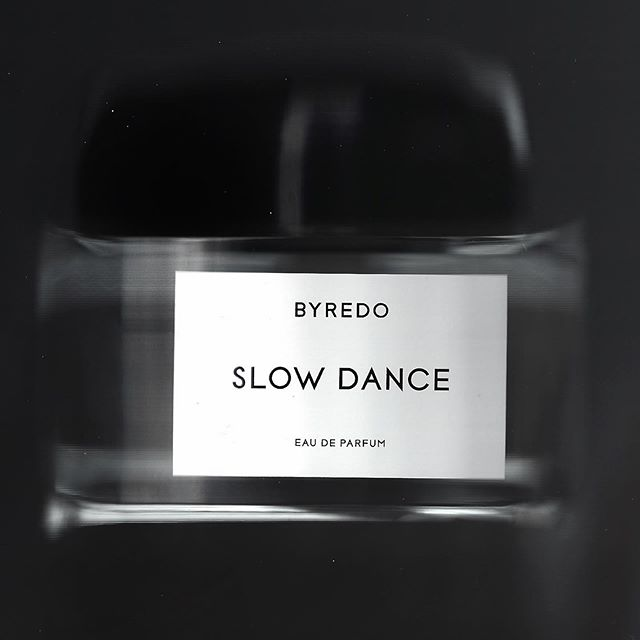 "Reveling in the butterfly-inducing awkwardness between childhood innocence and adult awakening, Slow Dance reminds me of the transitional period of coming of age.  I like that this scent has a clear narrative it has conveyed through the gorgeous promotional imagery that truly does reflect itself in the scent composition.  At times, I want to create a personal story with a scent, yet other times, I want to be a passenger in that narrative.  Slow Dance swifts me along for the ride, and reminds me of a blissful time in my youth where the mere look of a crush could make me shiver.  The opening is nearly sickly sweet with notes of Vanilla and Opopanax, yet as the fragrance settles, the more earthy and woodsy notes from the Geranium and Patchouli come in.  The transition is almost a right of passage from ignorant innocence into the grimier truths of adulthood.  The sweetness pervades the entirety of the scent, yet it transforms from a heady and child-like sugary one, to a more earthy and ""mature"" one, as sensed in the dirty Violet.  If you've smelled other scents from Byredo, then the closest I couldn't compare it to is Bibliothèque.  4/5  Are you curious to try this new cutie from @officialbyredo ?  I think this would be a great scent for Fall/Winter, since you get the sweetness and woodiness, which usually warm up the spirit in the cooler months. *Gifted by @karlaotto  #Byredo #KarlaOttoBeauty #SlowDance"