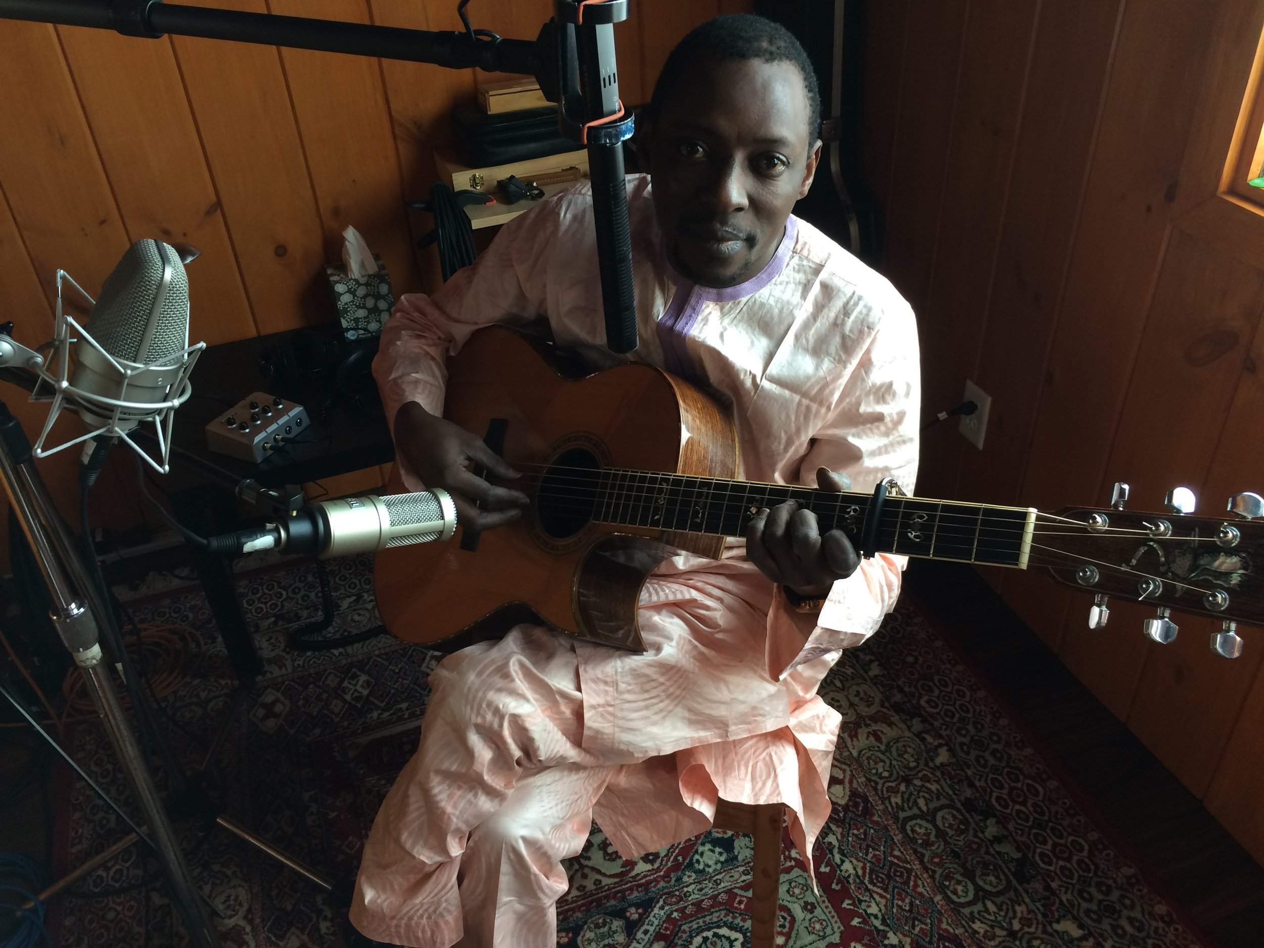 Badjan, Guitarist
