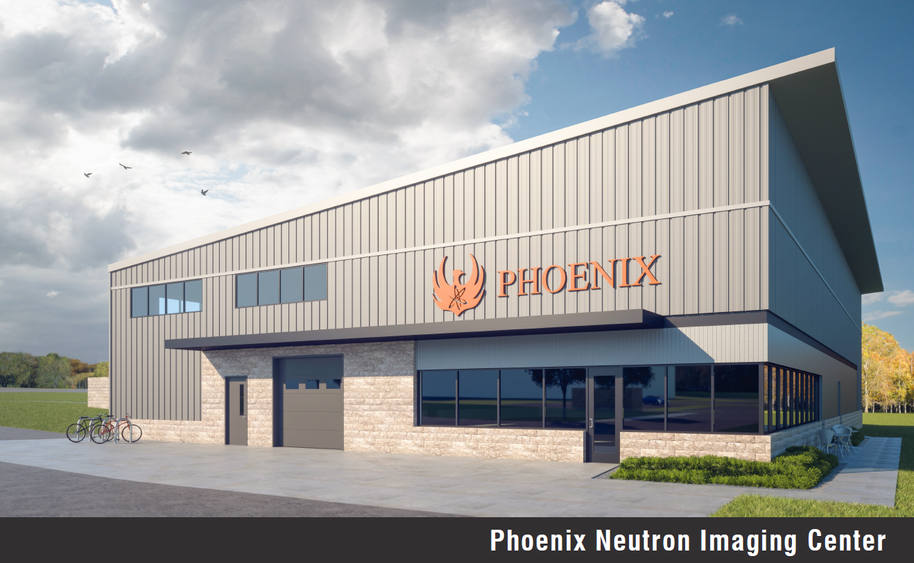 The Phoenix Neutron Imaging Center, coming soon