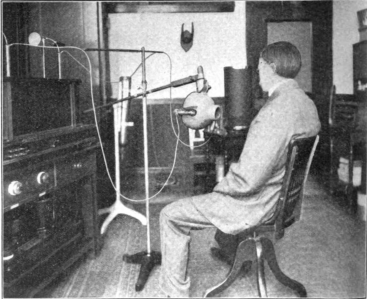 Early 20th century physicians used little-understood at the time radiation to treat illnesses such as tuberculosis