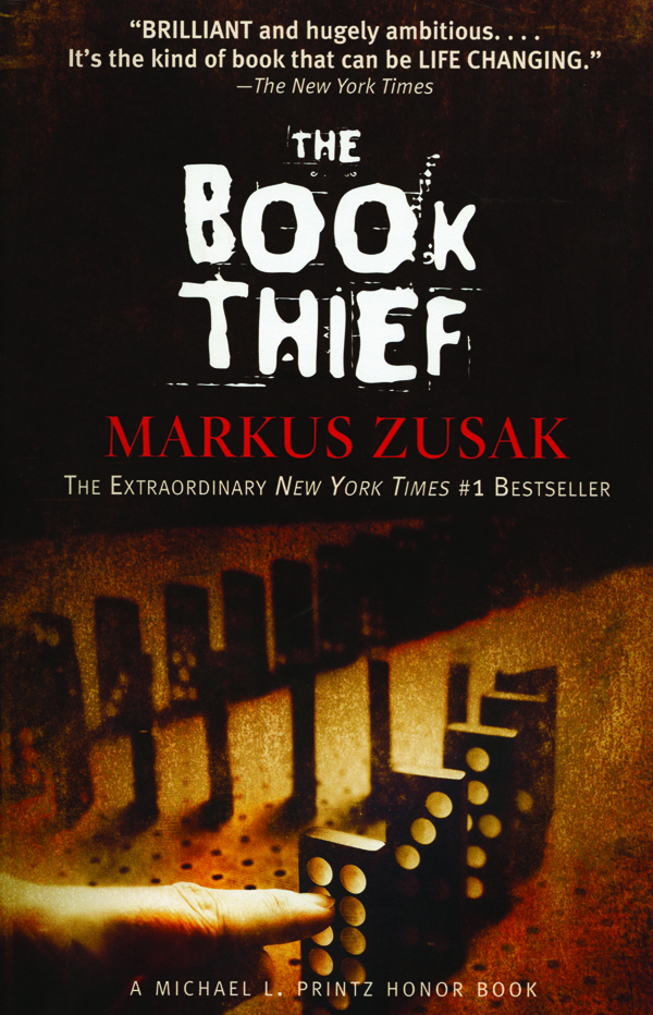 The Book Thief  by Mark Zusak