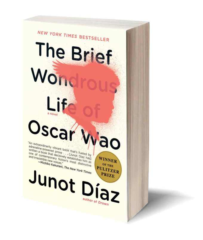 The Brief Wonderous Life of Oscar Wao  by Junot Diaz