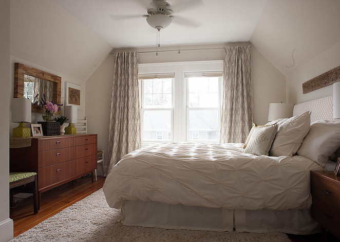 Creating a Master Suite After