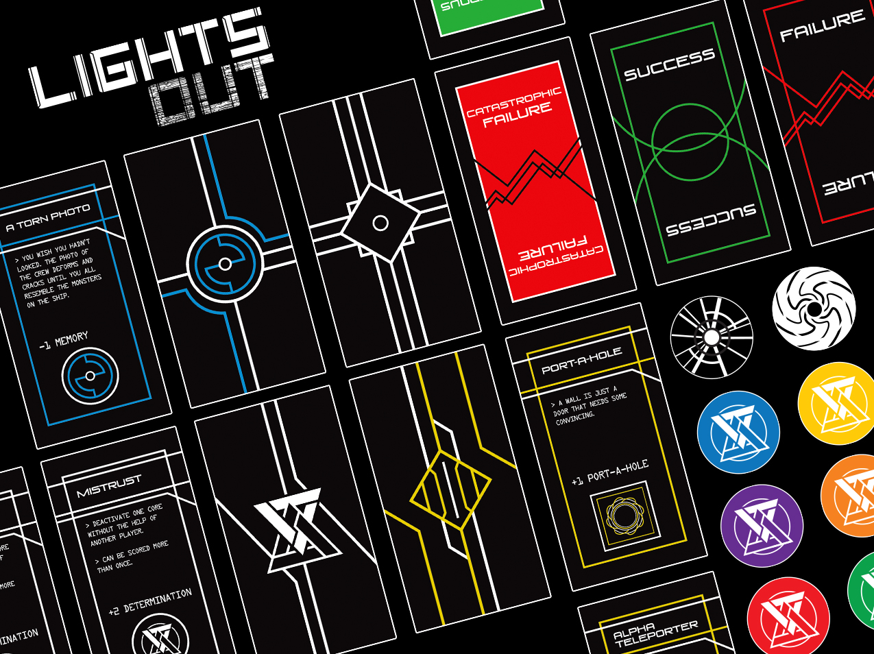 Lights Out Board Game