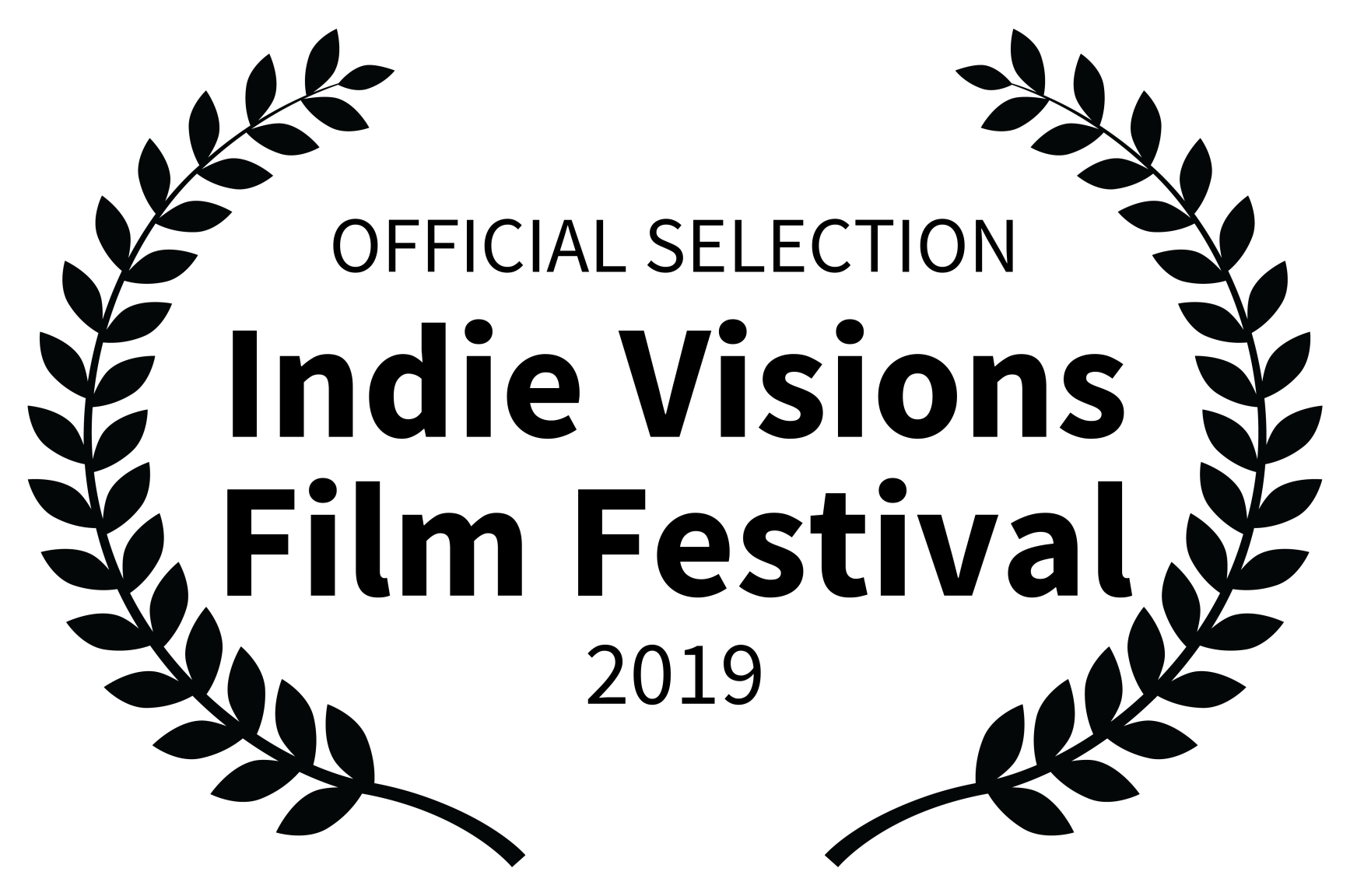 OFFICIAL SELECTION - Indie Visions Film Festival - 2019.png