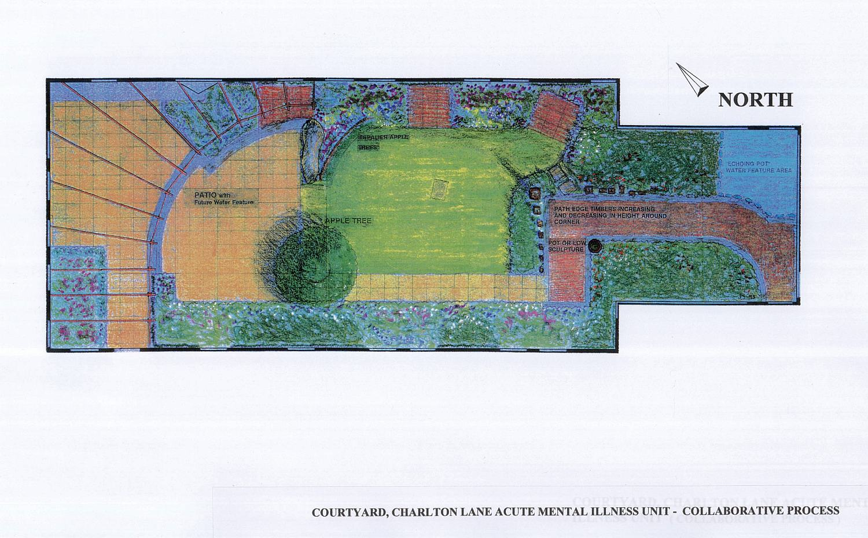 Collaborative Courtyard Design