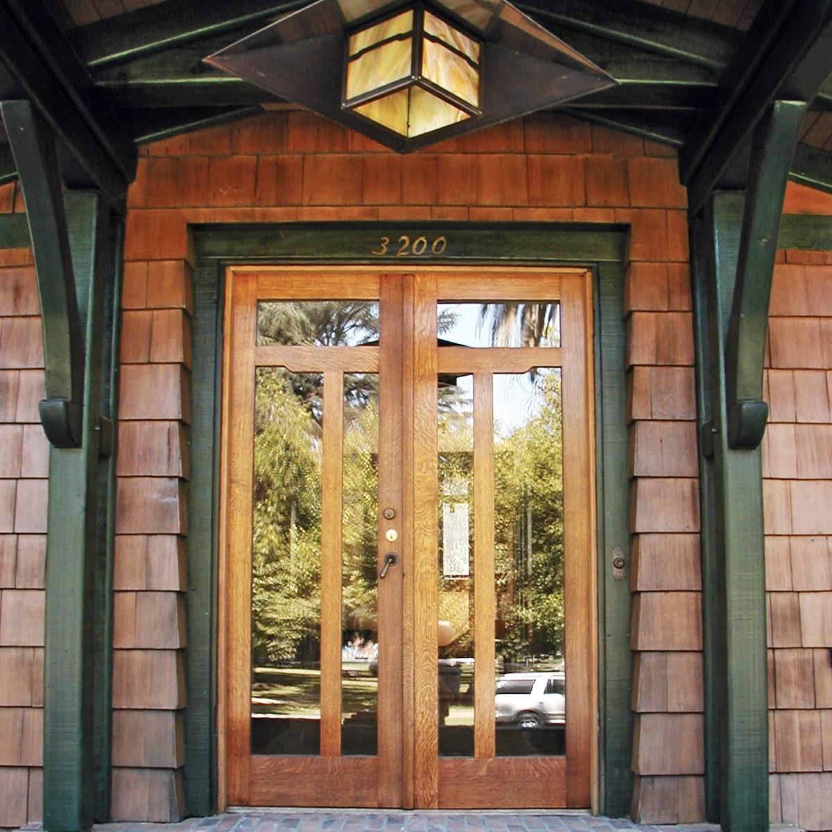 Historic Greene & Greene Restoration -