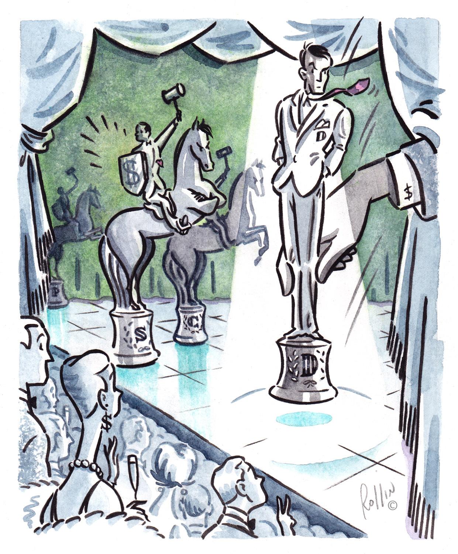 The Art Economist Magazine