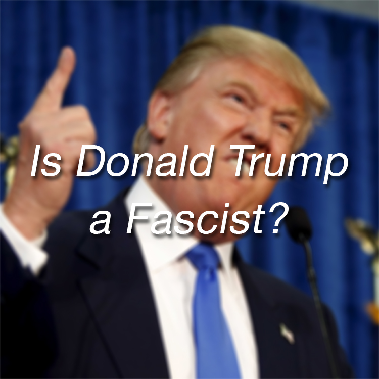 A Comparative Attempt at Defining Fascism in Contemporary America