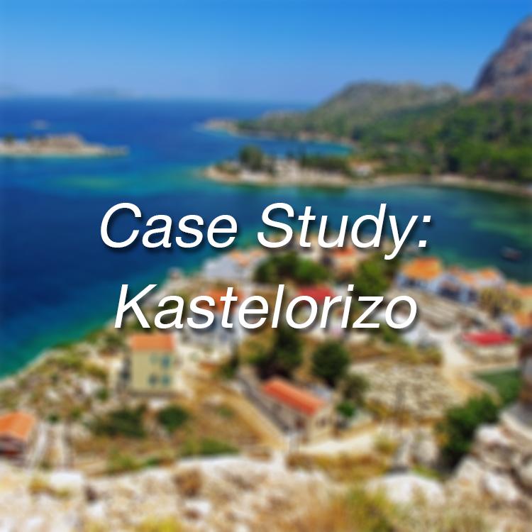Competing Turkish and Greek Claims on the Island of Kastelorizo
