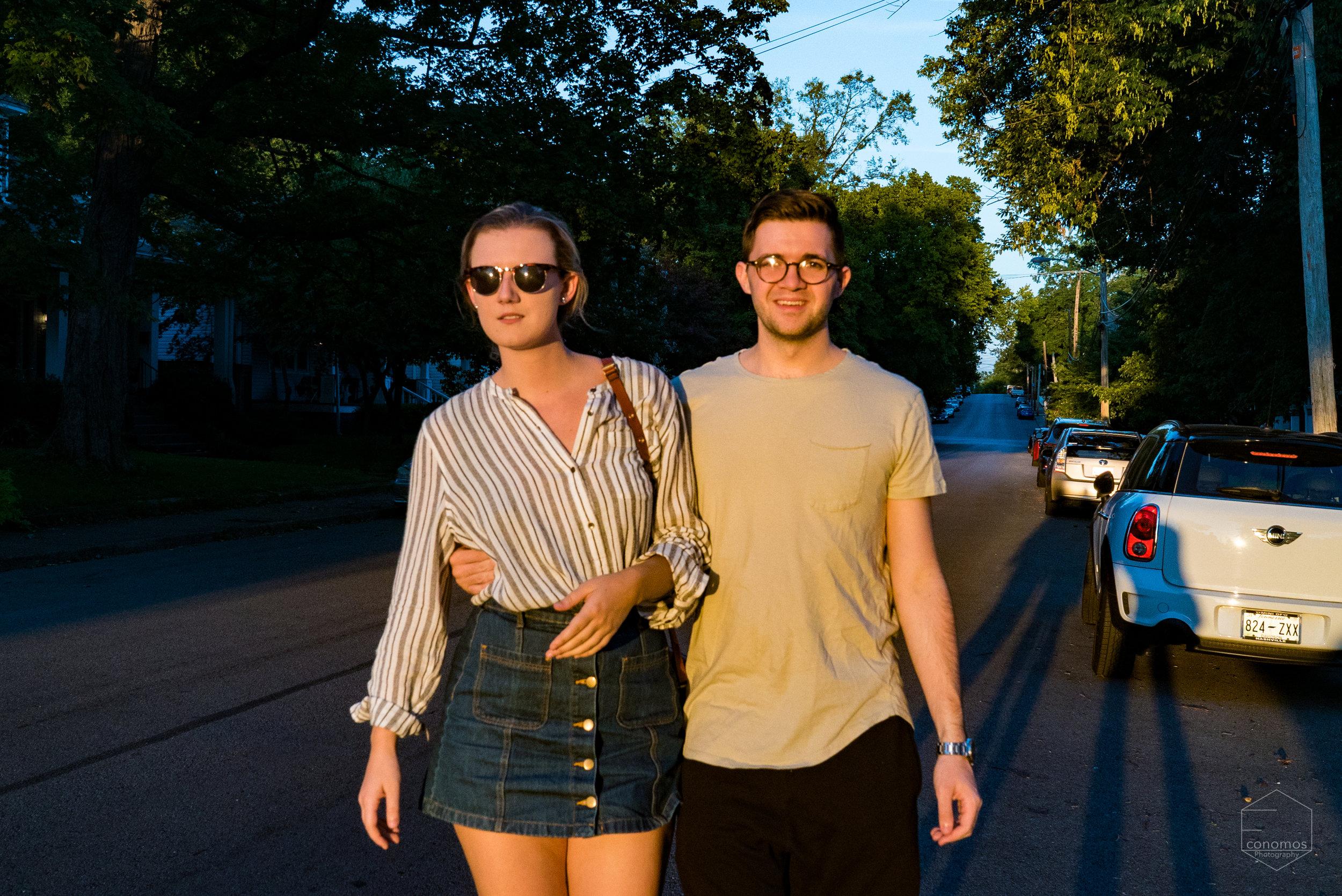 Noreen and Schuyler, Nashville, TN