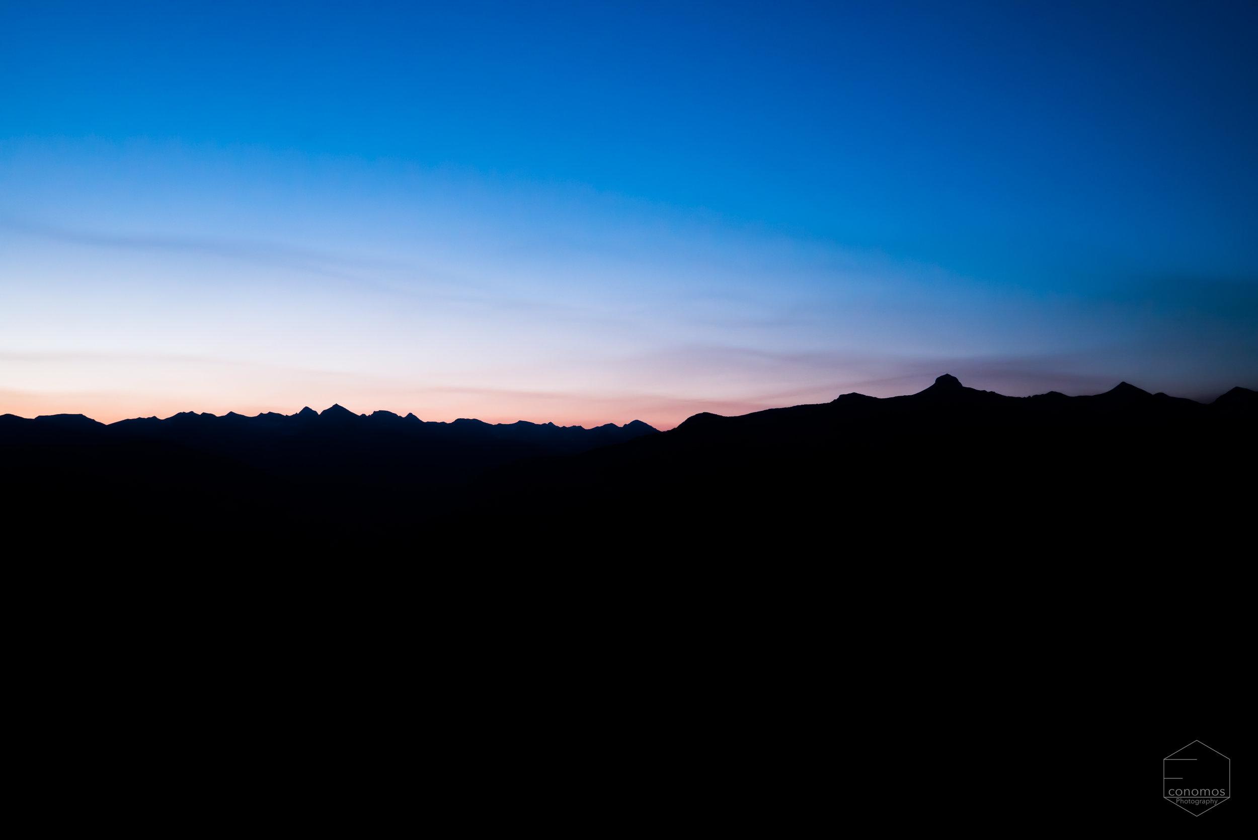 Half Dome, Yosemite at Sunrise