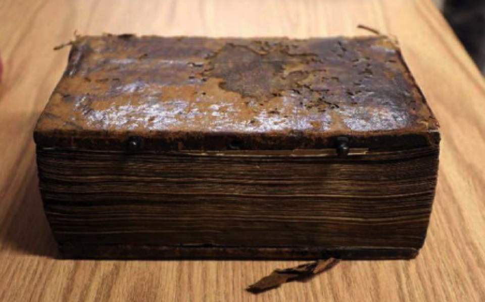 The 1100-year-old manuscript previously held by the Lutheran School of Theology at Chicago