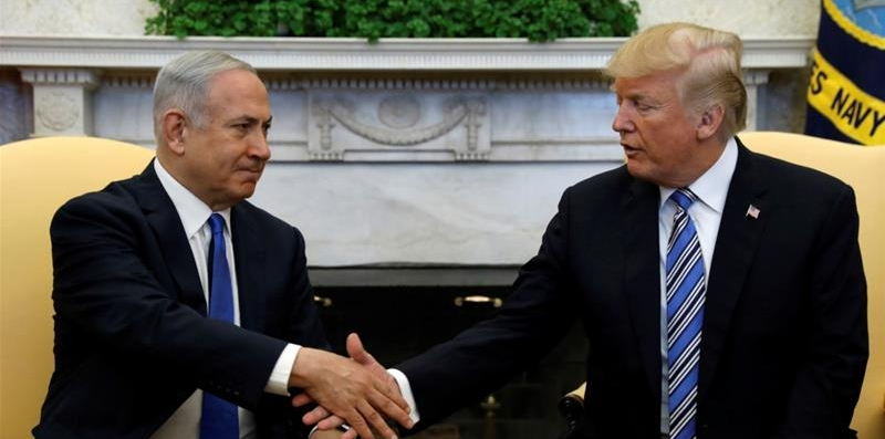 Benjamin Netanyahu. You know the other guy.