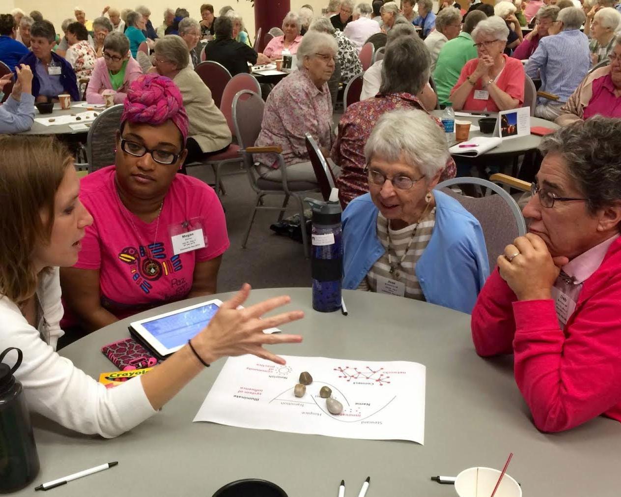 Community Dialogues -