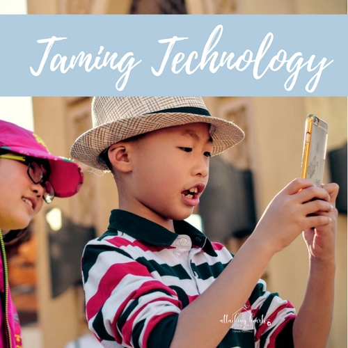 tech addiction too much screen time argue homeschool attached parenting .jpg