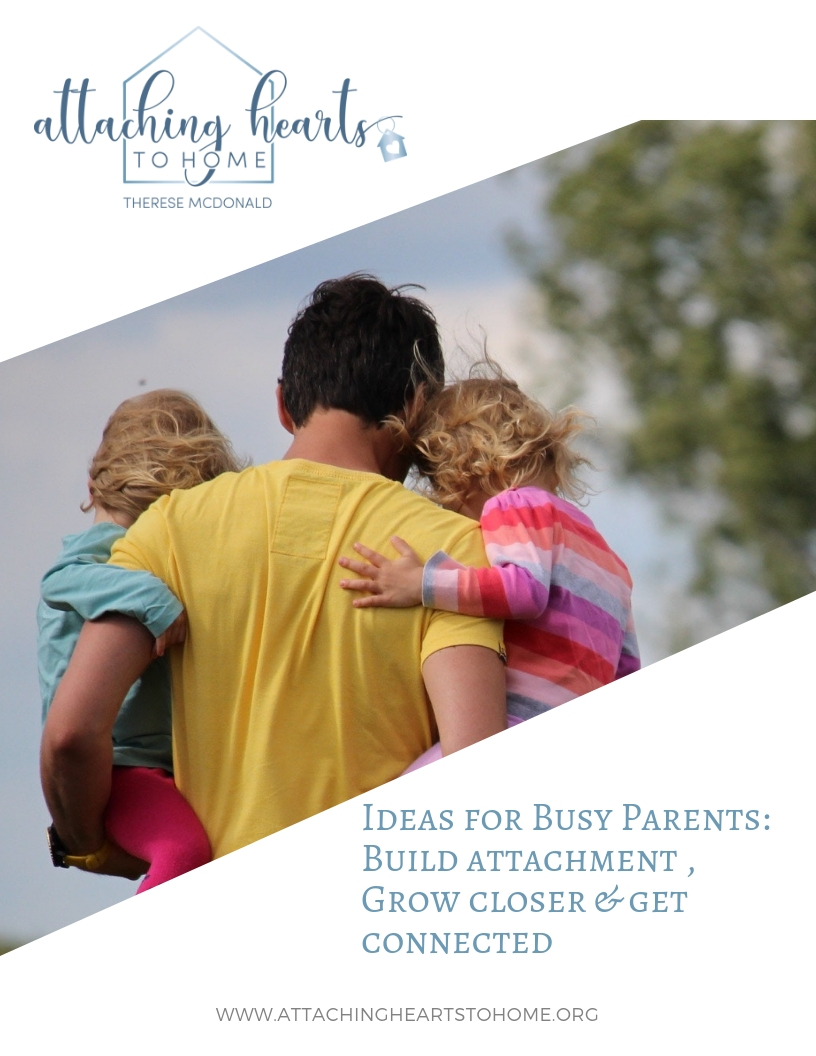 """Copy of Ideas for Spending """"Attachment"""" Time and Building Attachment with Children.jpg"""