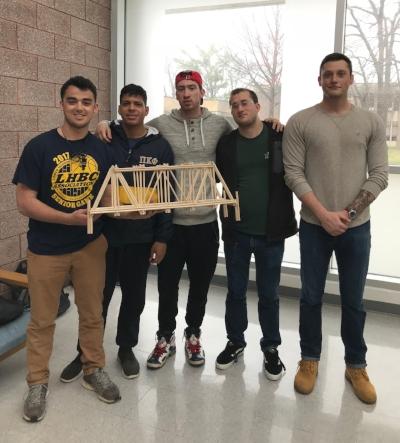 River Bridge   Angel Carvajal, Alexander Kanarian, Christian Tufaro, John Plavnicky, Ethan Ryan
