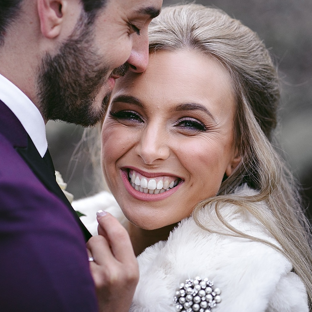 Bridal - Add that extra sparkle to your day with a makeover for you and your bridal party.
