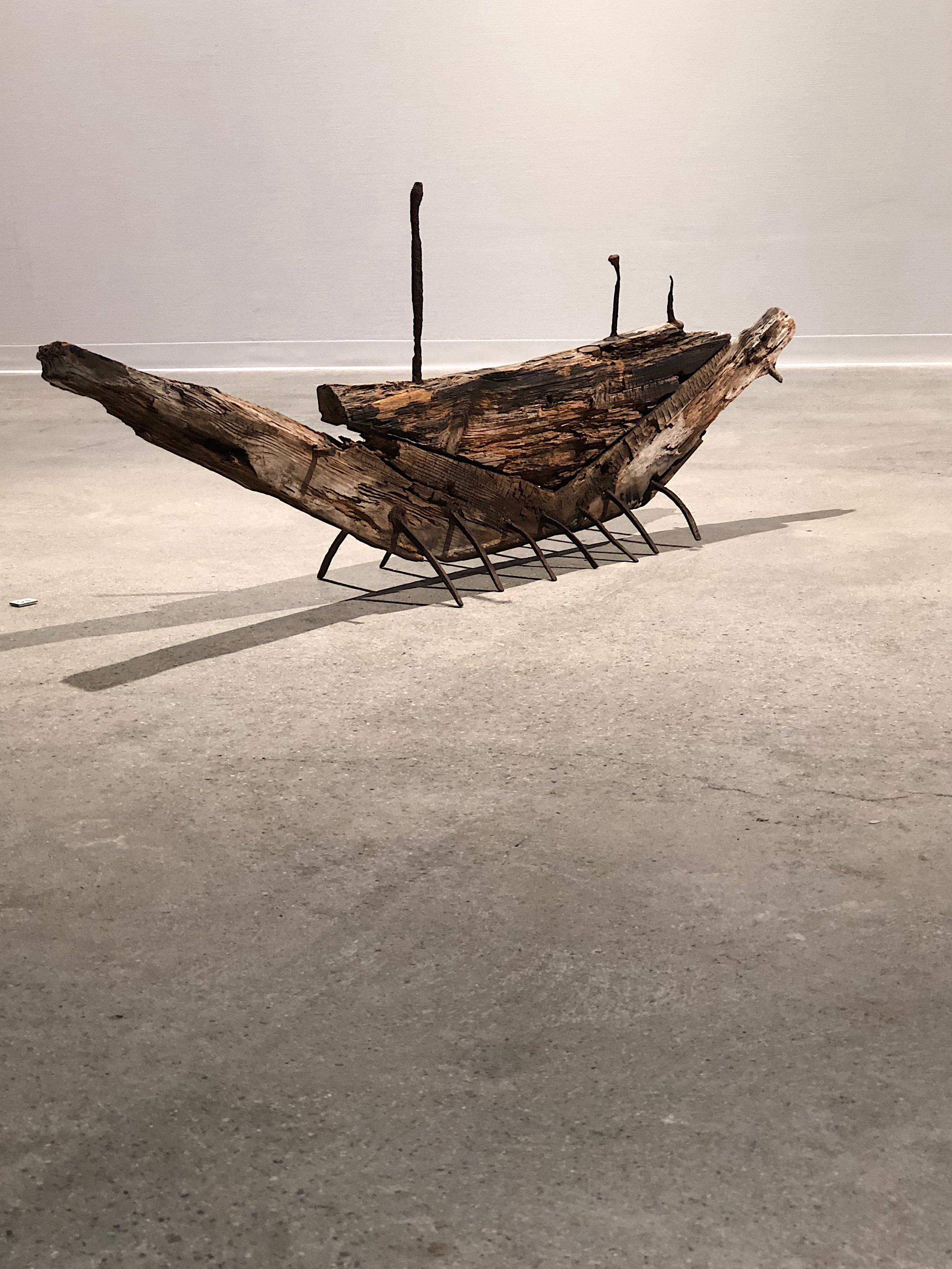 Arken  av Elly Mathilde Novvale. Foto: Hilde Sørstrøm