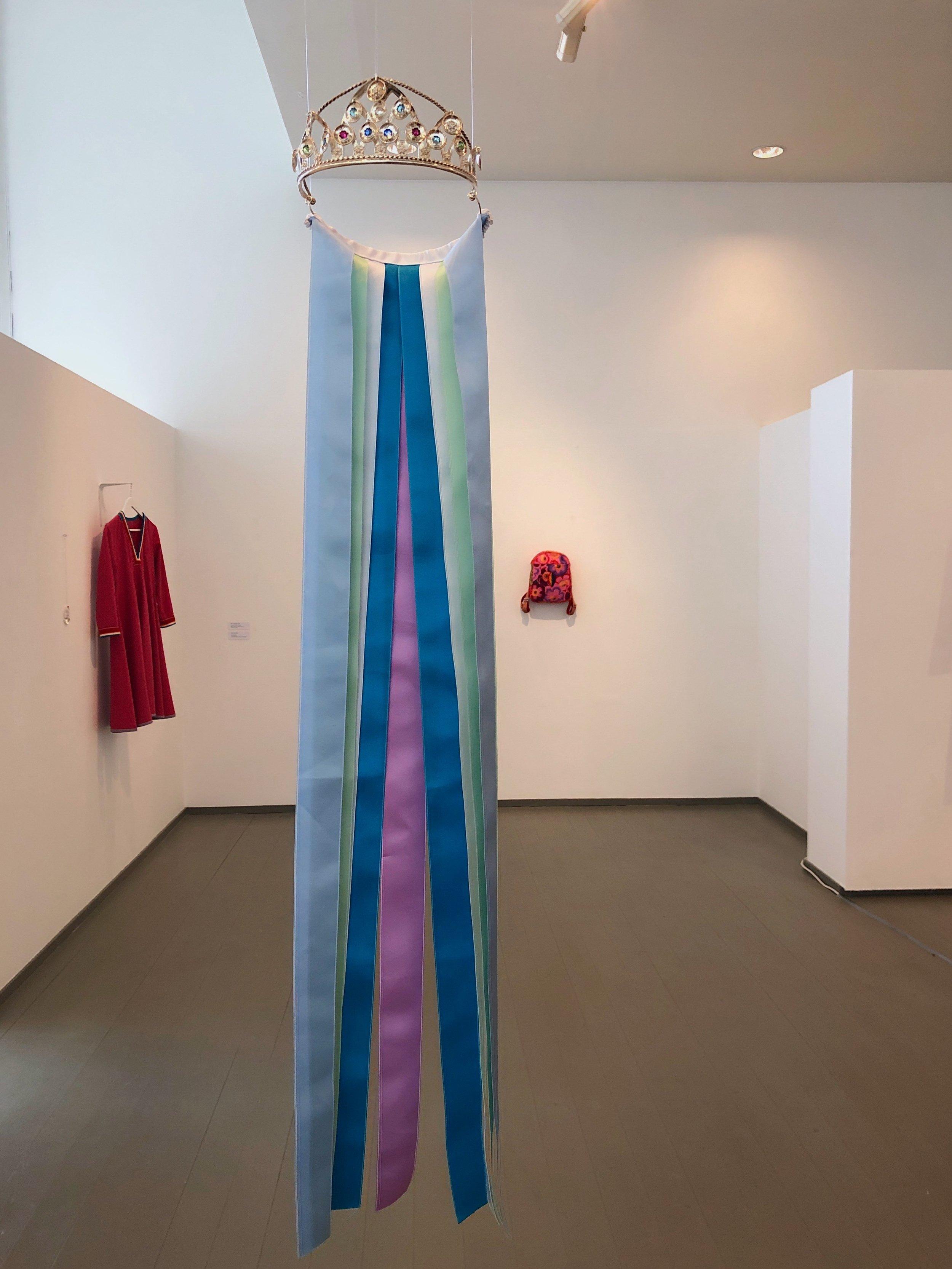 Brudekrone (2013) by Randi Marainen. Photo: Hilde Sørstrøm