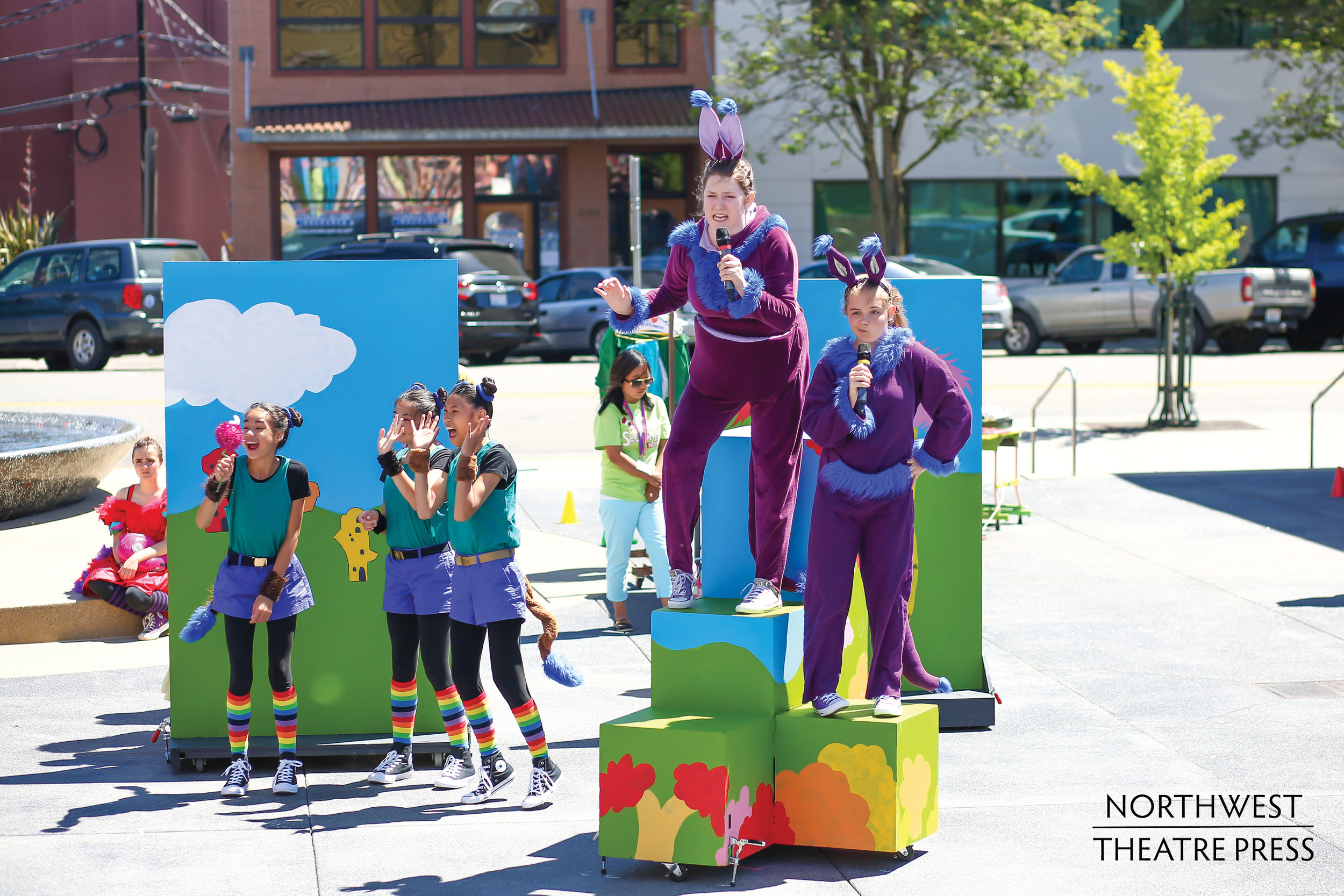 Seussical KIDSTAGE