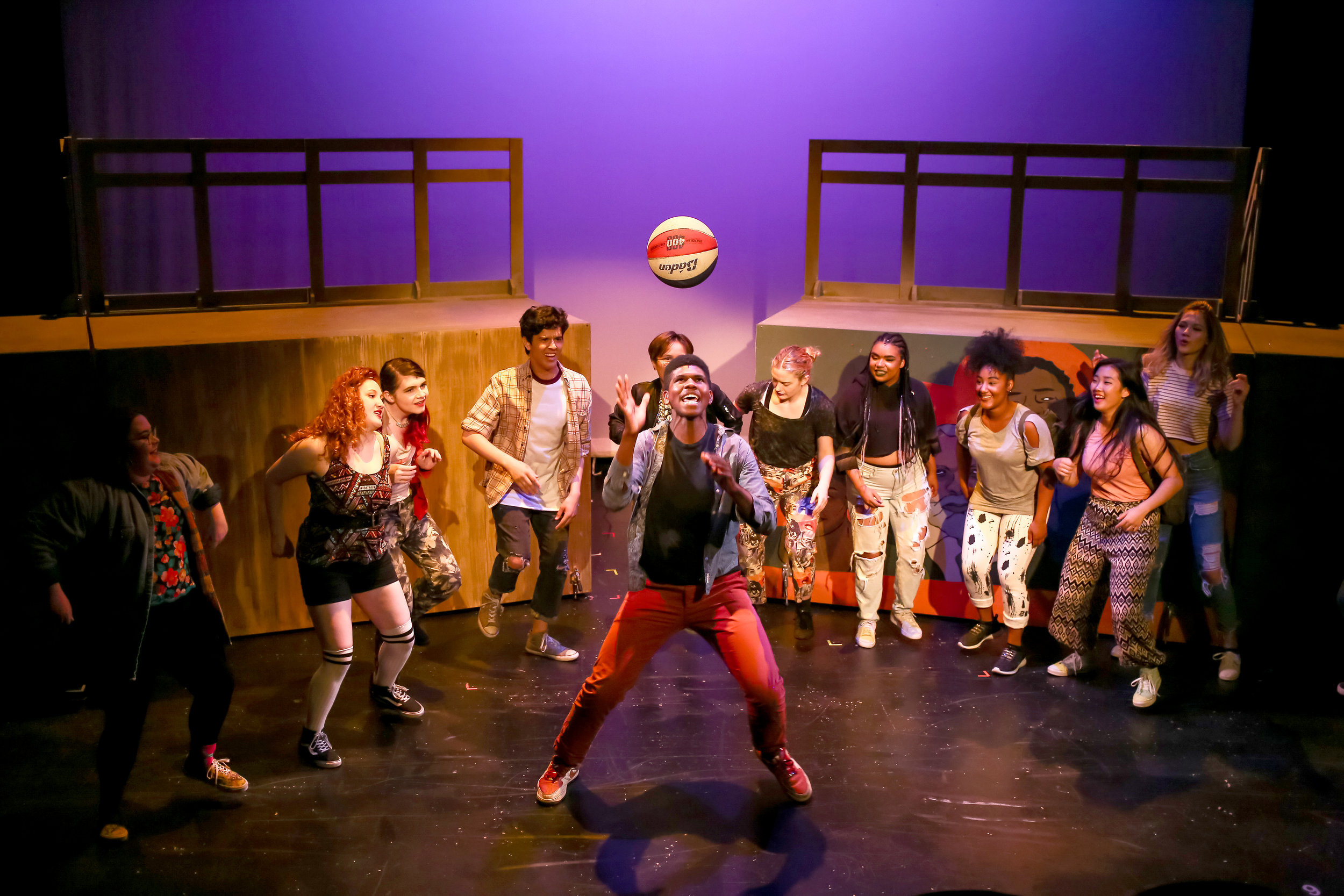 Everett KIDSTAGE - Bring it On, 2018