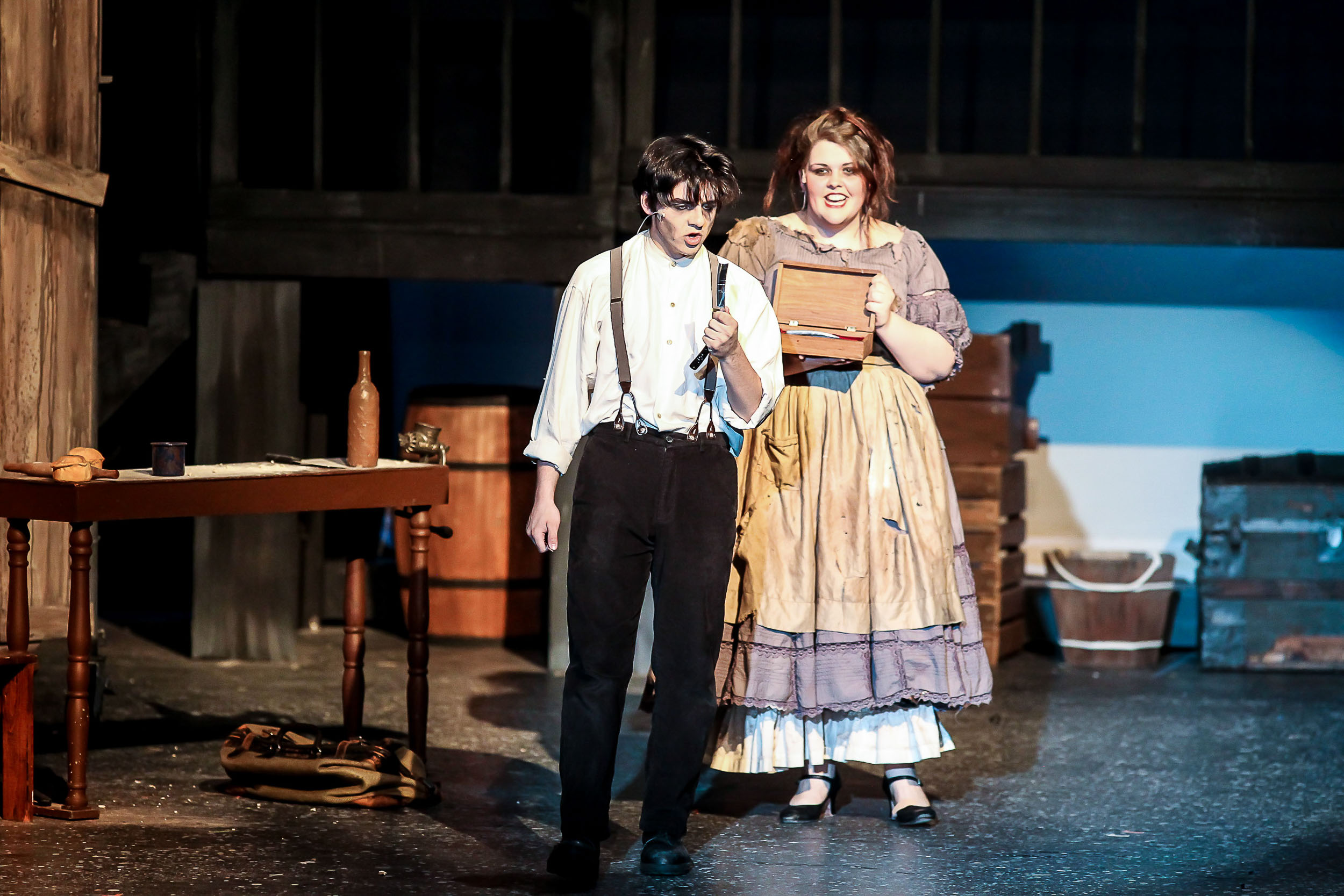 Kamiak High School - Sweeney Todd, 2013