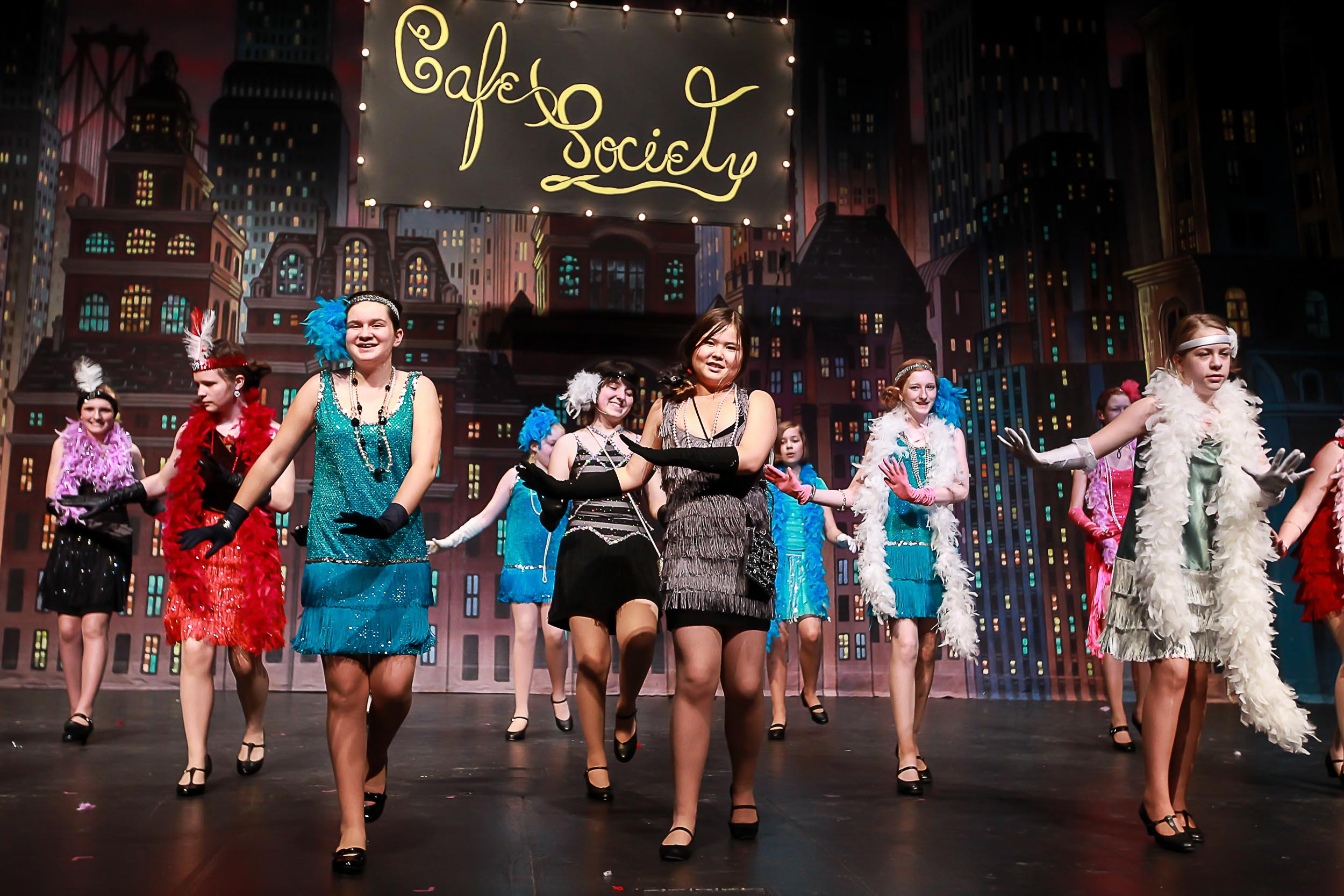 HPMS - Guys and Dolls, 2014