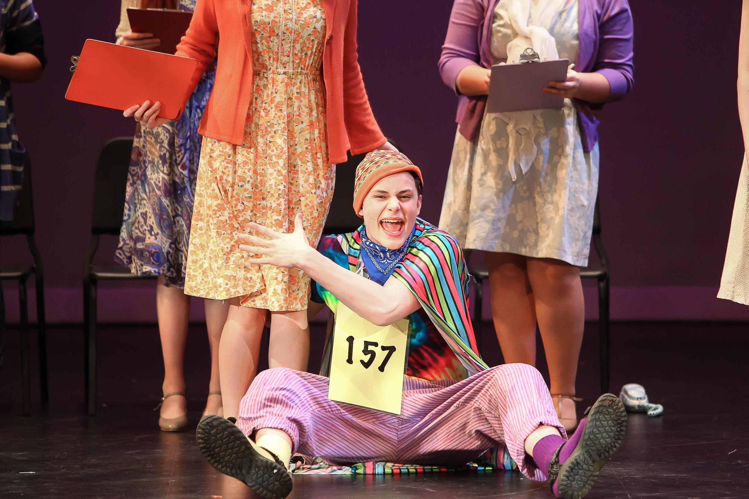 Core Theatrics - The 25th Annual Putnam County Spelling Bee