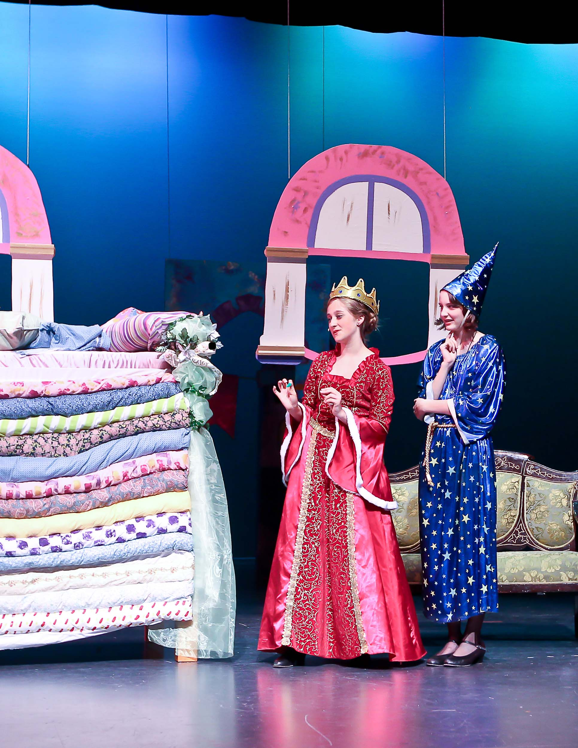 Core Theatrics - Princess and The Pea, 2012