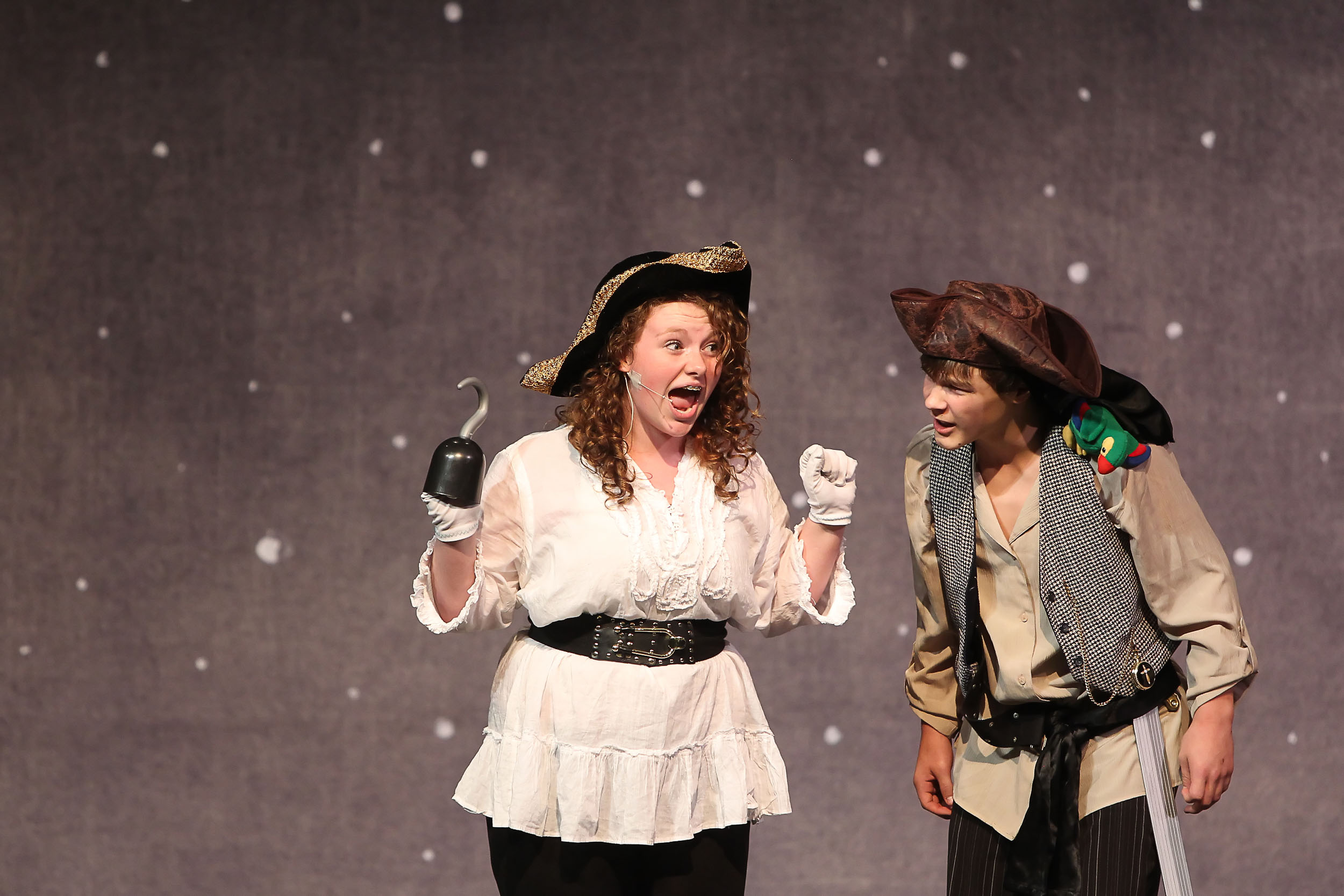 Harbour Pointe Middle School - Peter Pan, 2010