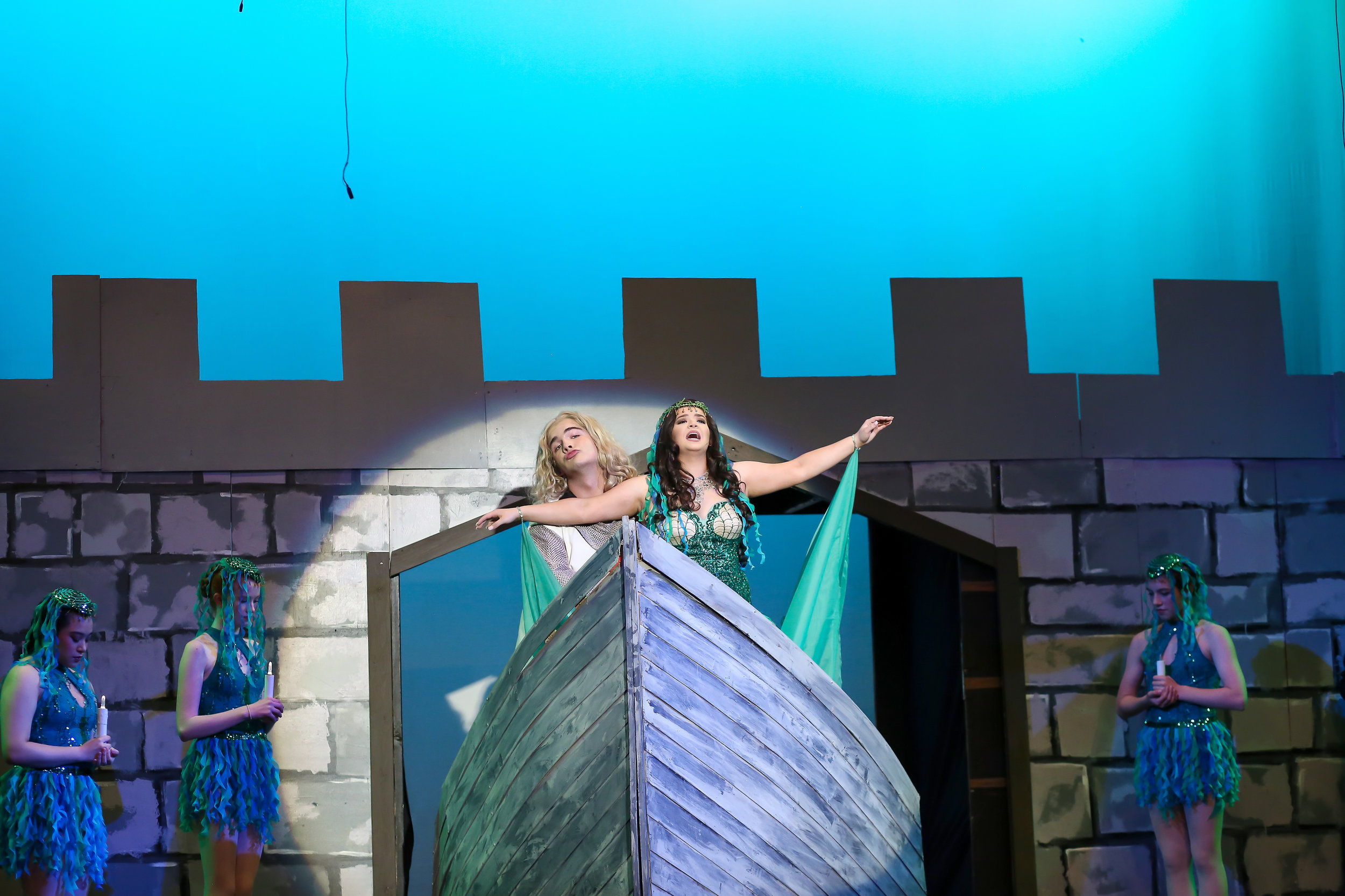 Kamiak High School - SPAMALOT, 2018