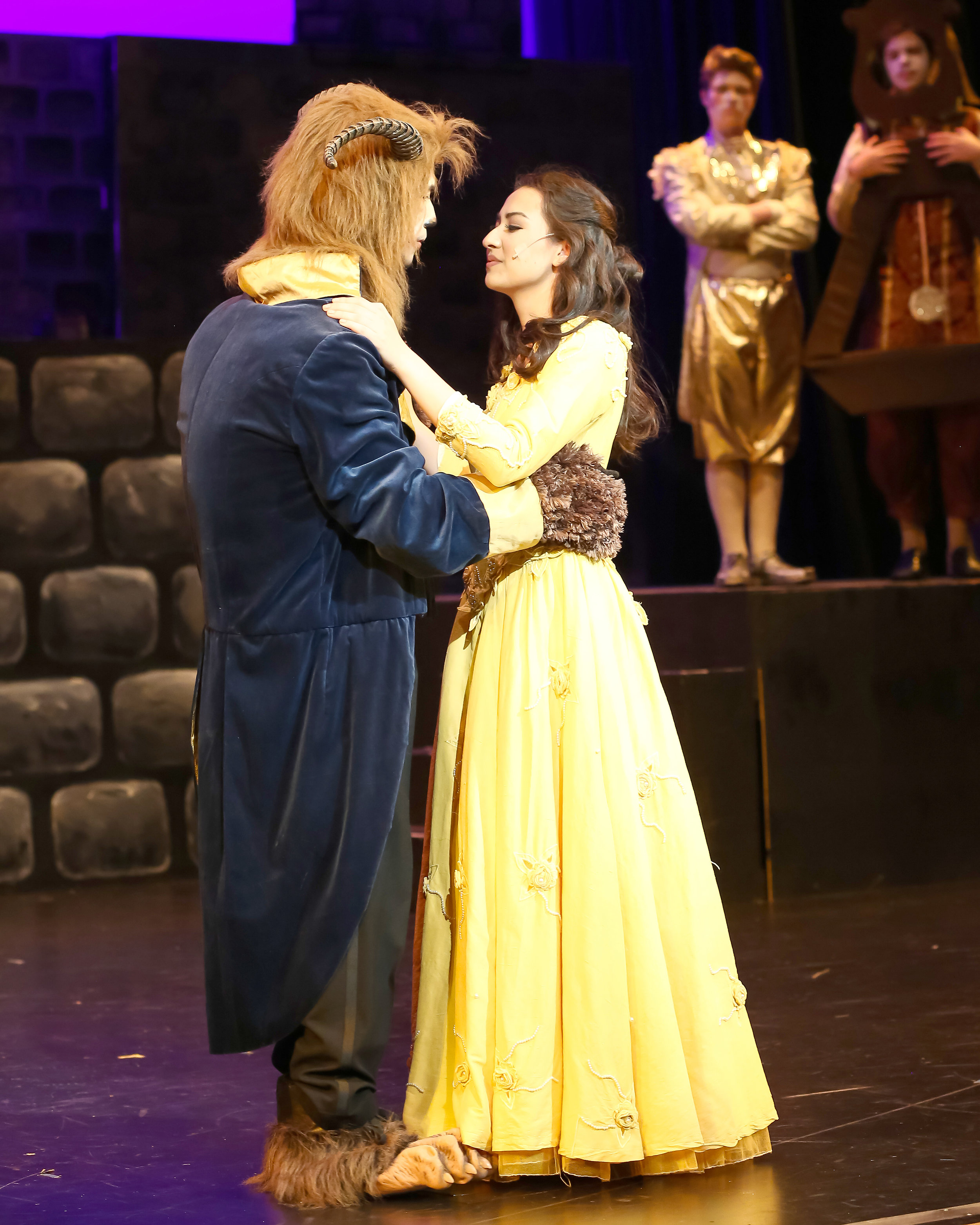Lake Washington HS - Beauty and the Beast, 2018