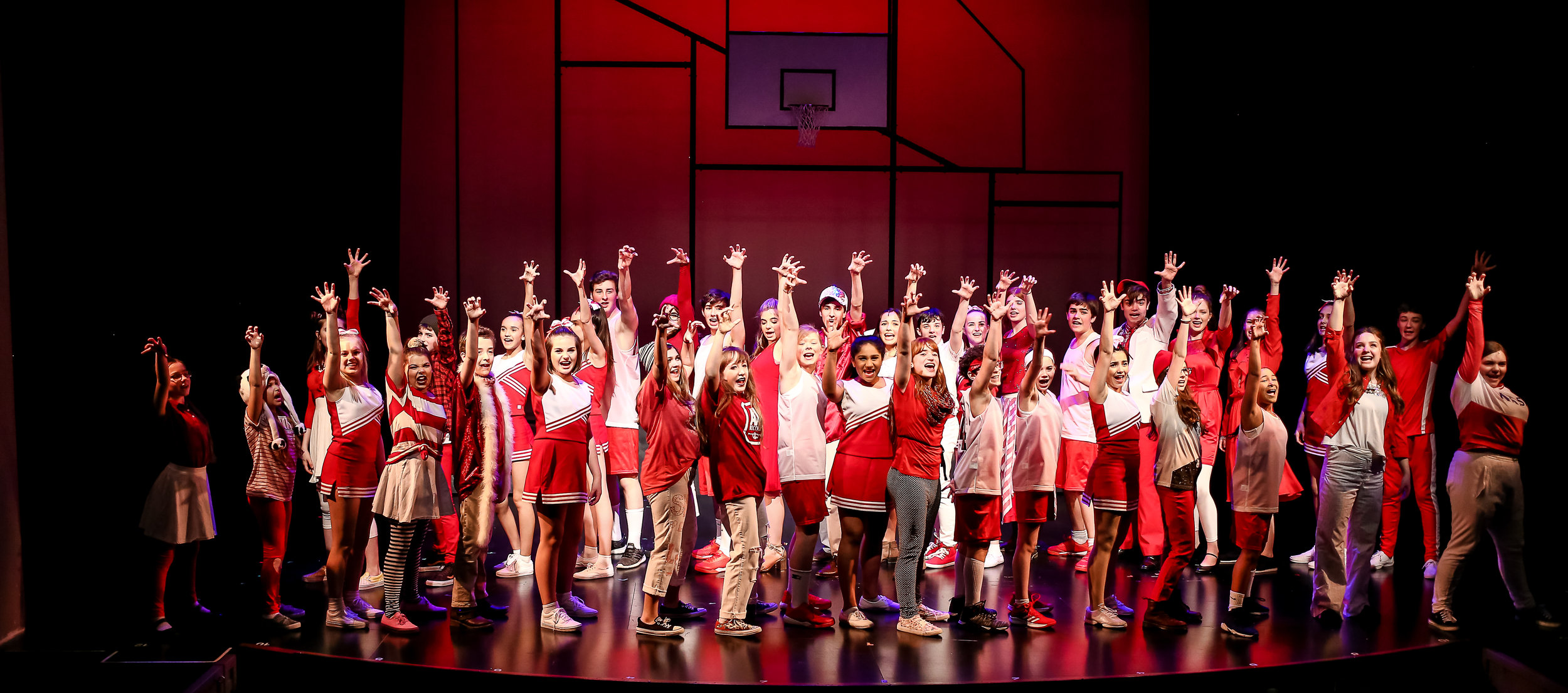 KIDSTAGE Issaquah - High School Musical jr., 2019
