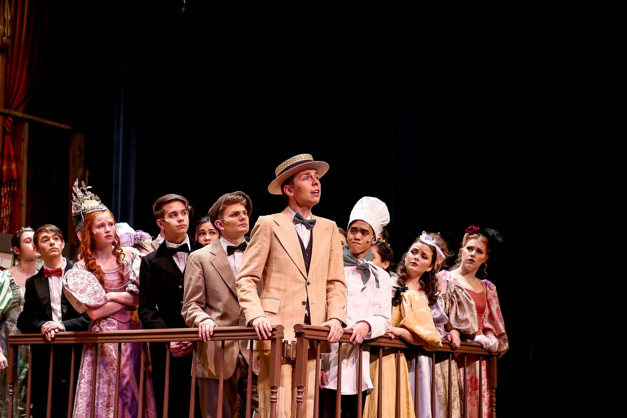 Kamiak HS - Hello Dolly, 2019