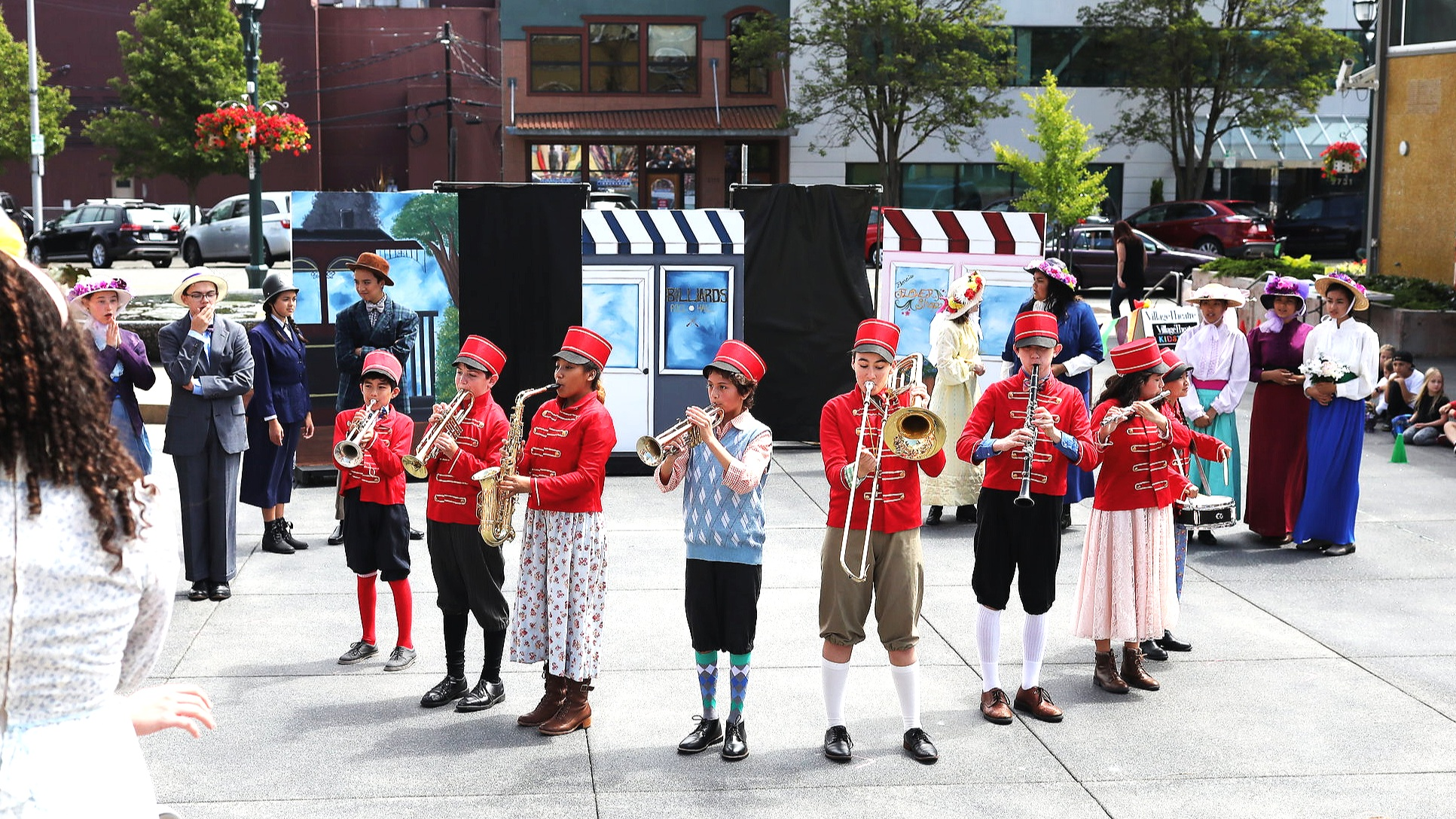Everett Kidstage Plaza - Music Man Kids 2019