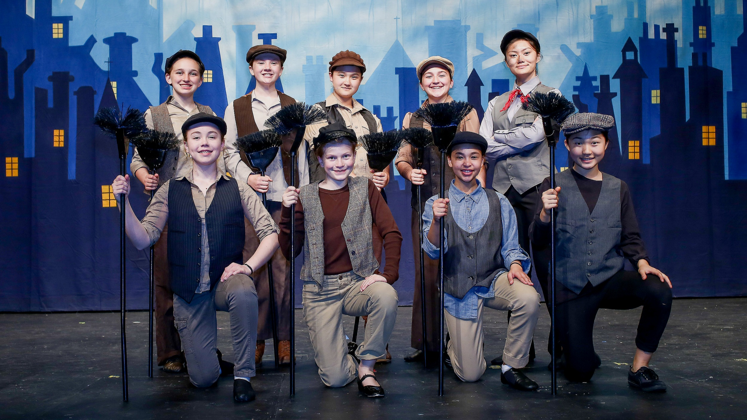 Harbour Pointe MS - Marry Poppins - 2018