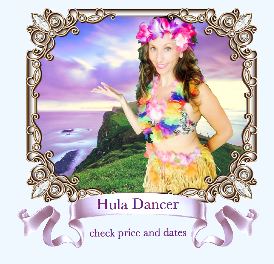 Hula Dancer Bay Area Face Painter San Francisco.png