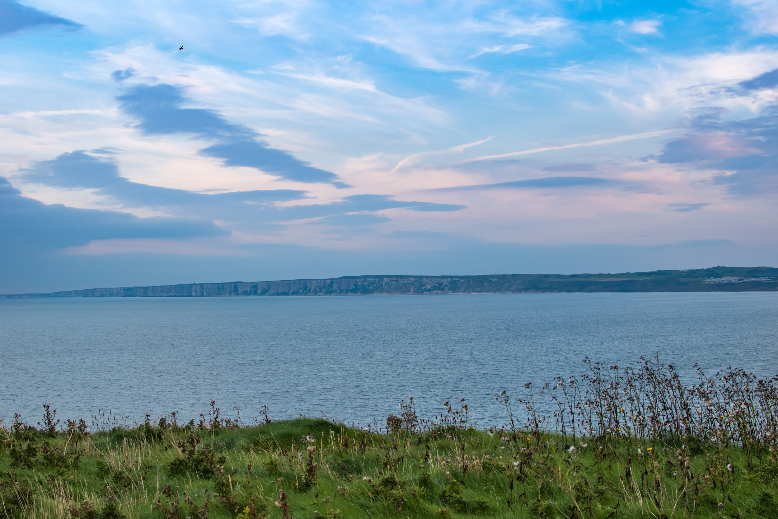 OFF THE COAST OF FILEY