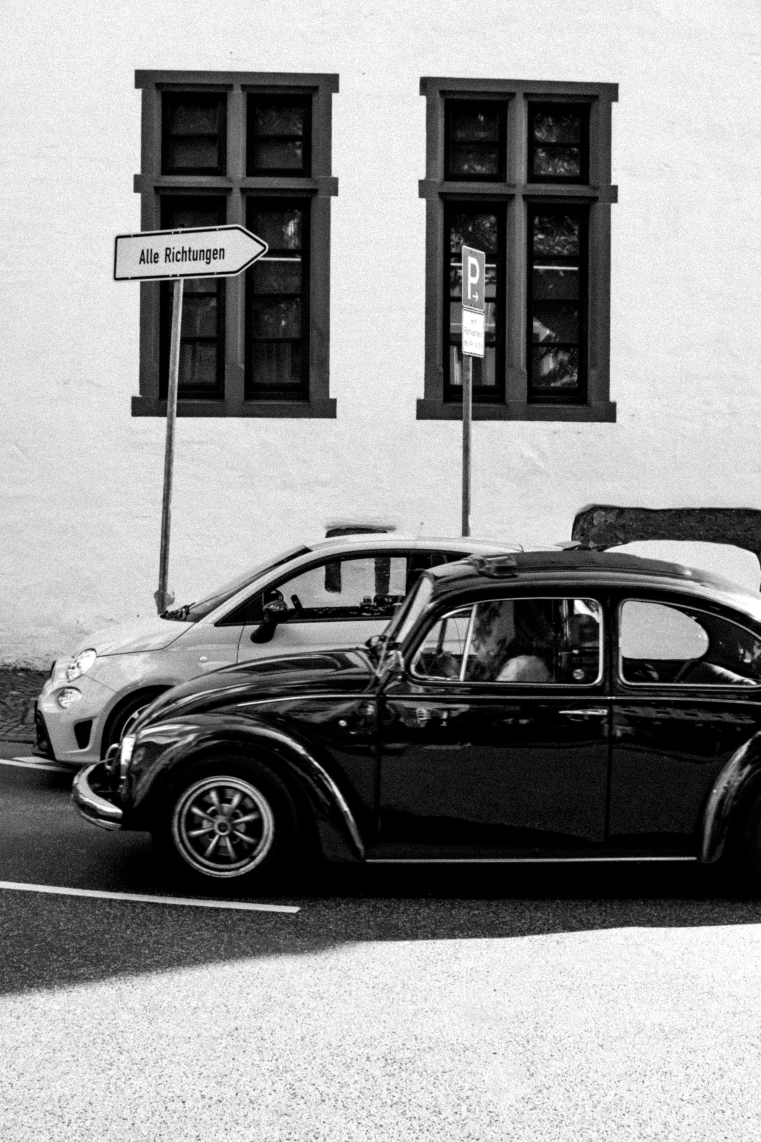 OLD AND NEW HOT HATCH, FRANKFURT