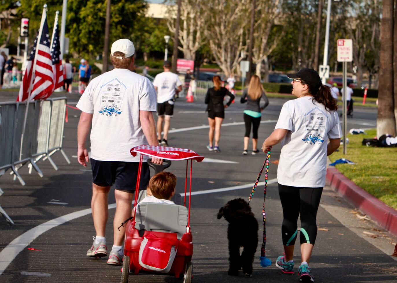 Resolve for fitness and fun and raise money for schools - Visit Stu News Newport to learn about achieving your New Year's resolution to exercise with your family with the Family Mile or 5k Family Walk.