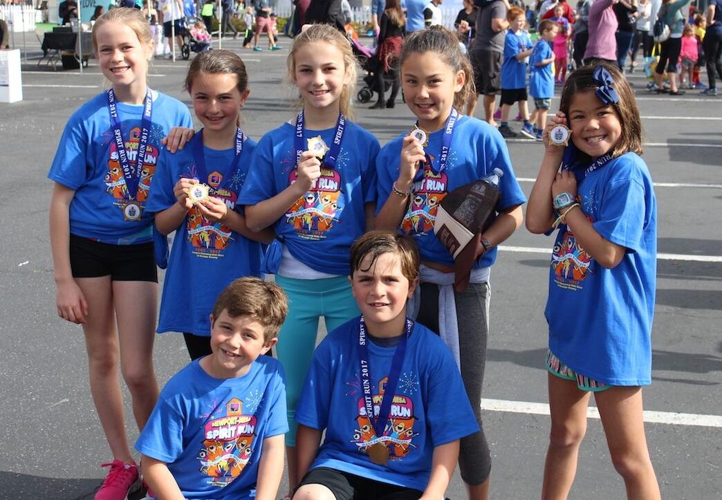 Spirit Run Draws more than 1800 - Check out LA Times recap of Spirit Run 2017.